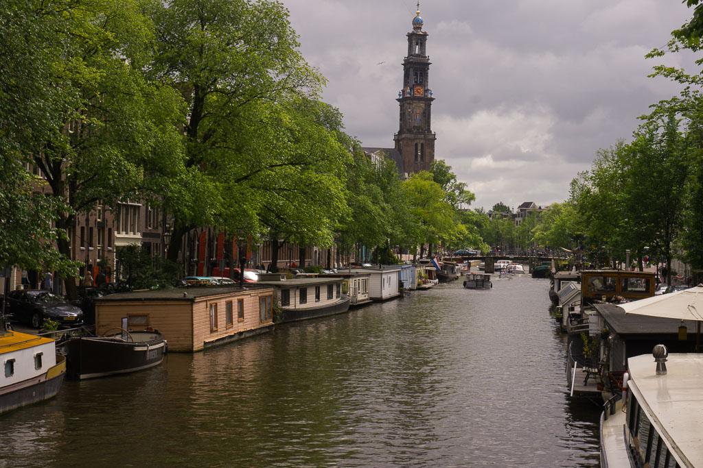The Two Drifters beautiful canal in Amsterdam www.thetwodrifters.net