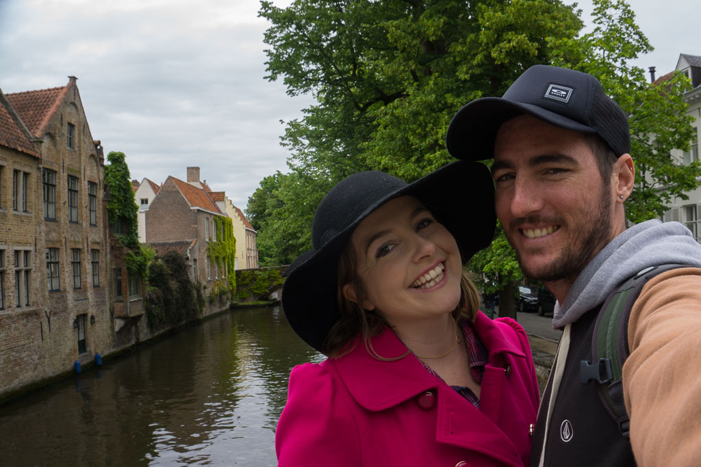 The Two Drifters exploring Bruges www.thetwodrifters.net