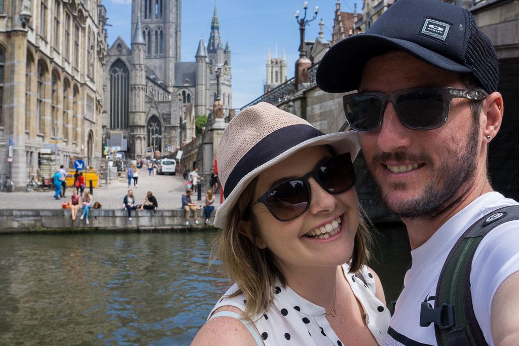 The Two Drifters in Ghent www.thetwodrifters.net