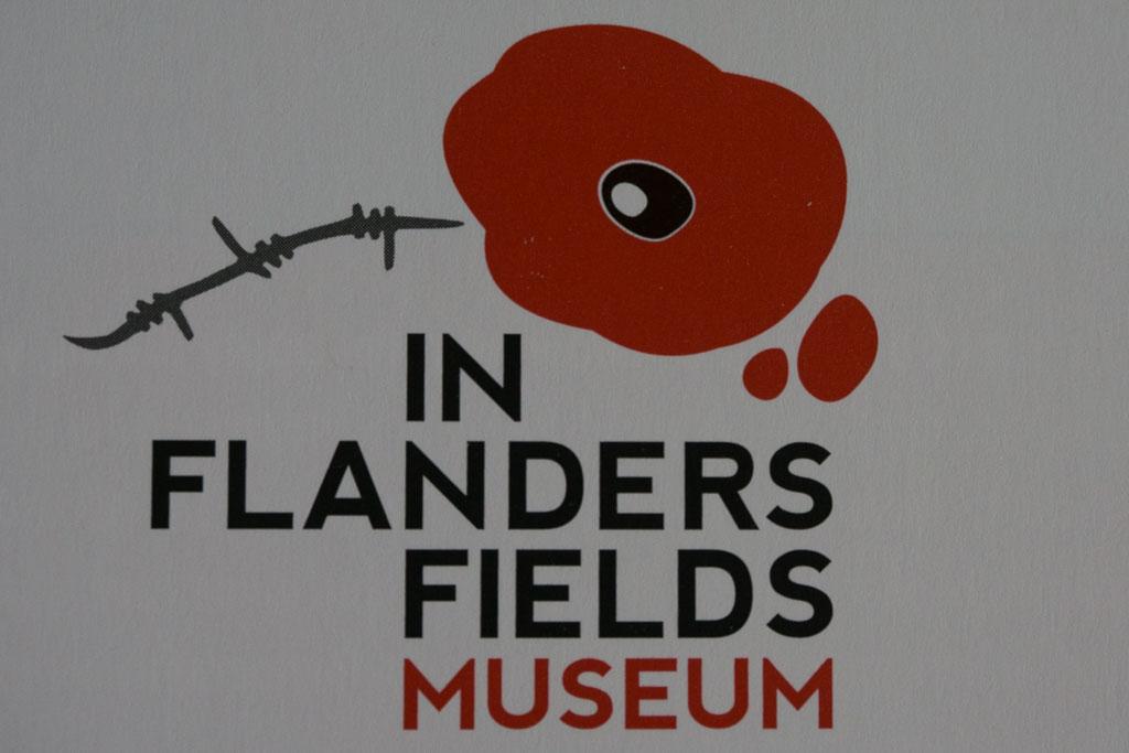 In Flanders Fields Museum www.thetwodrifters.net