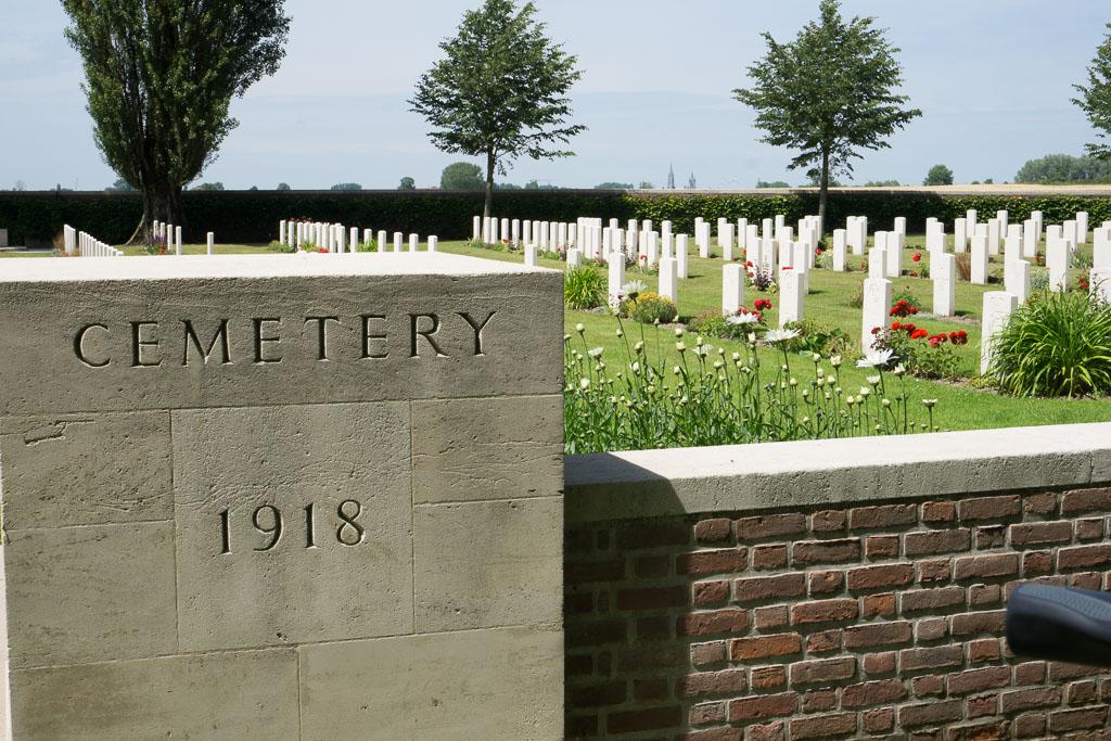 Ypres Cemetry www.thetwodrifters.net