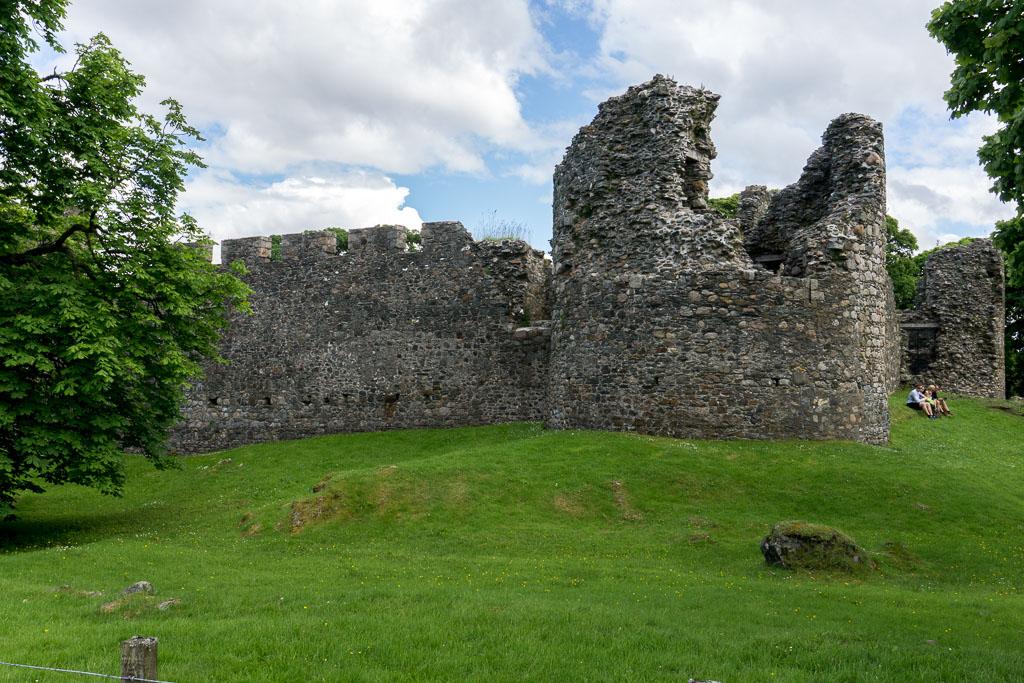 Inverlochy Castle, near Fort William, Scotland www.thetwodrifters.net