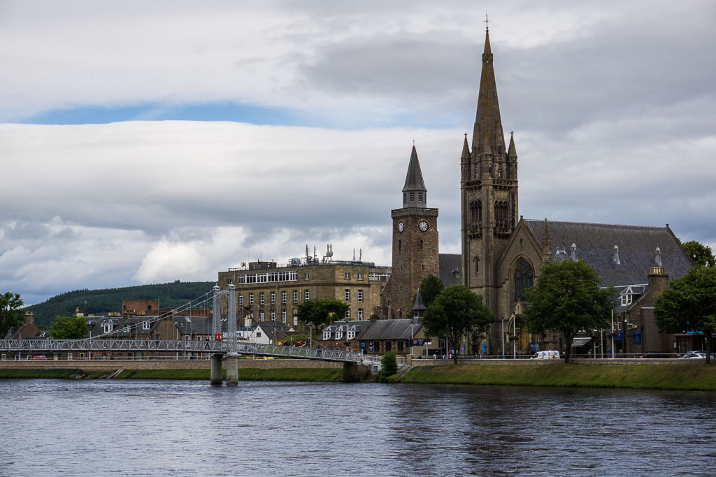 Inverness, Scotland, The Two Drifters explore Inverness www.thetwodrifters.net