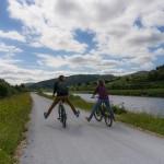 The Two Drifters riding to Loch Lochy www.thetwodrifters.net