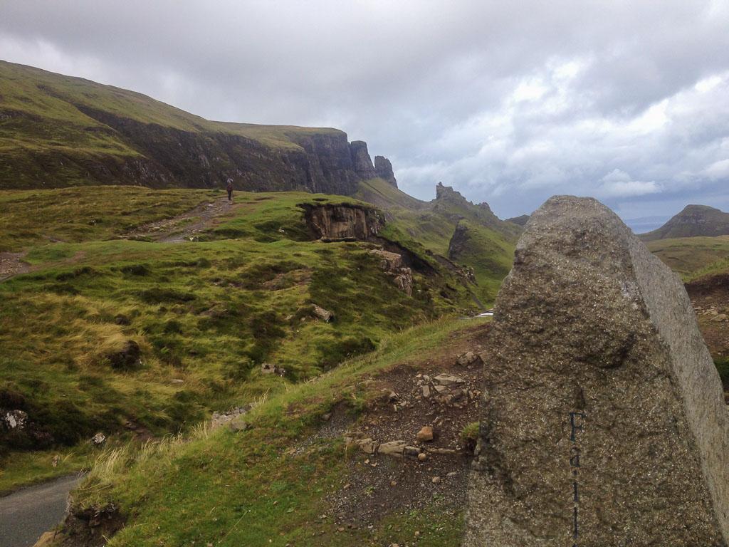 Isle of Skye The Two Drifters Quairang