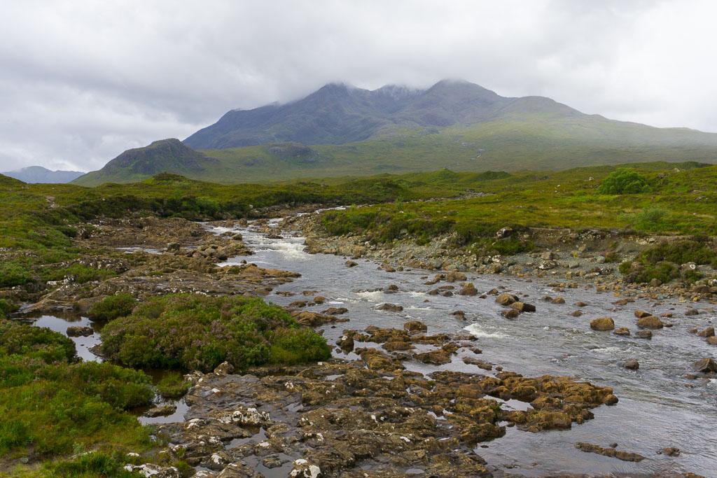 Isle of Skye The Two Drifters Sligachan