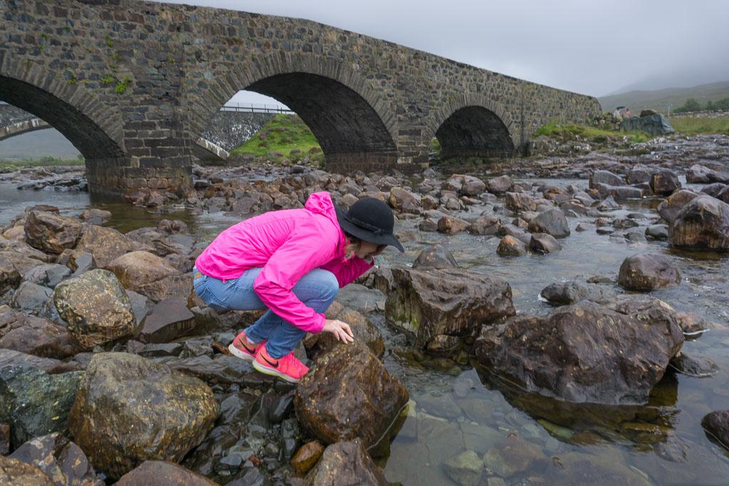 Isle of Skye The Two Drifters Sligachan becoming eternally beautiful