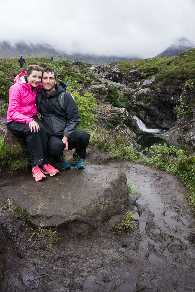 Isle of Skye The Two Drifters The Fairy Pools