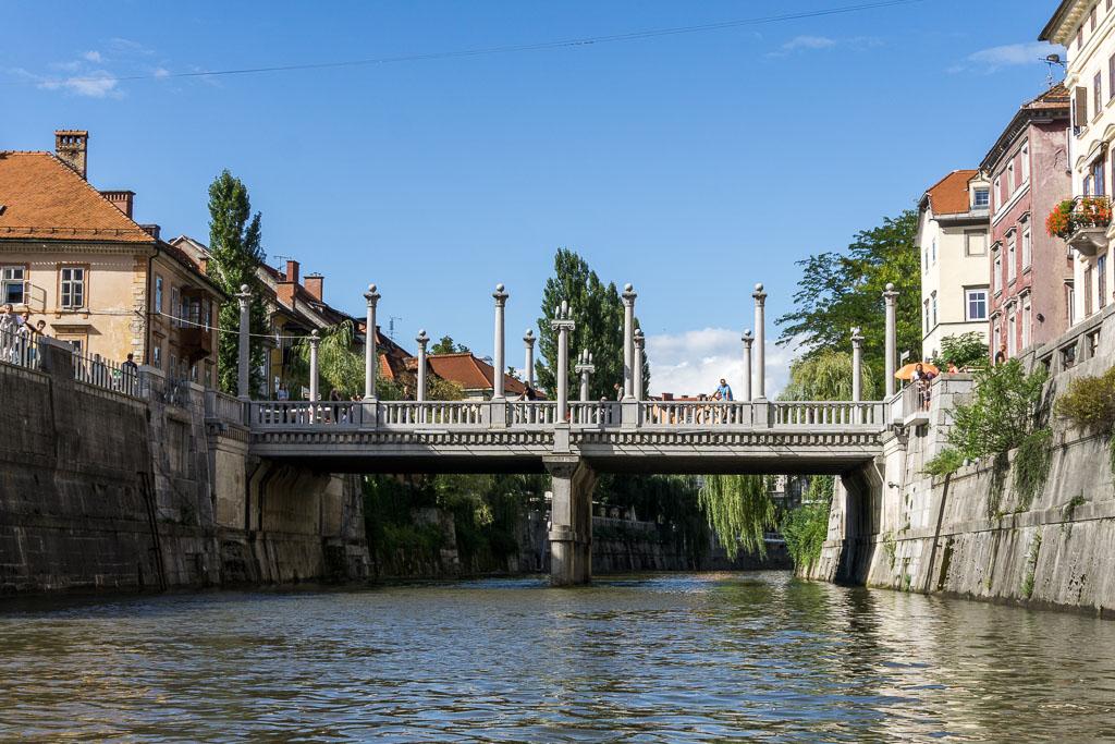 The Butcher's Bridge, Ljubljana, Slovenia, The Two Drifters www.thetwodrifters.net