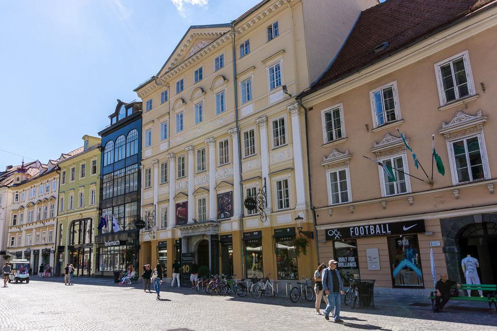 Streets of Ljubljana, Slovenia, The Two Drifters www.thetwodrifters.net