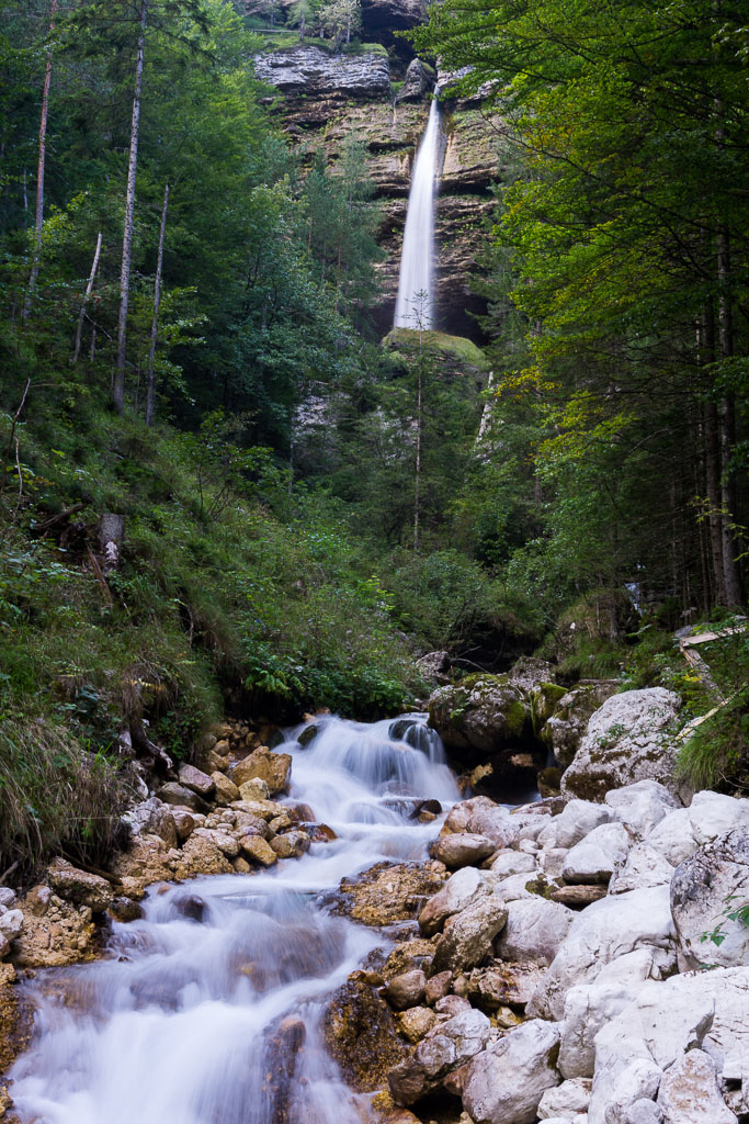 Triglav National Park, The Two Drifters, Pericnik Waterfall, www.thetwodrifters.net