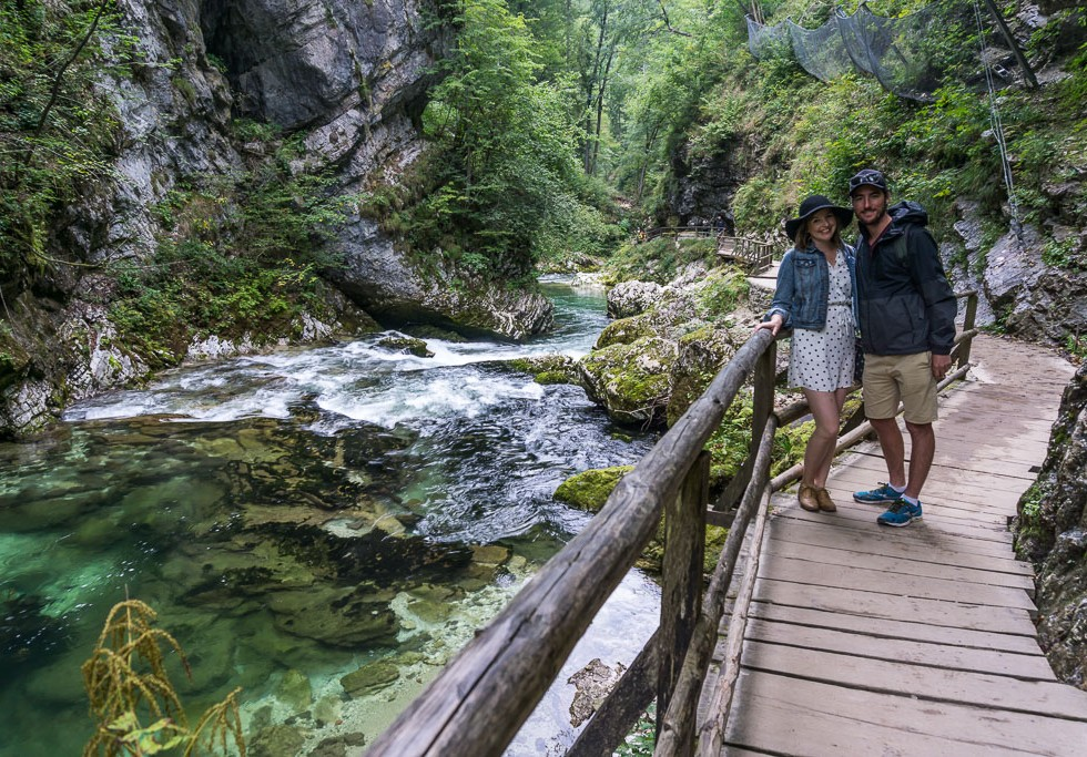 Triglav National Park, The Two Drifters, Vintgar Gorge, www.thetwodrifters.net