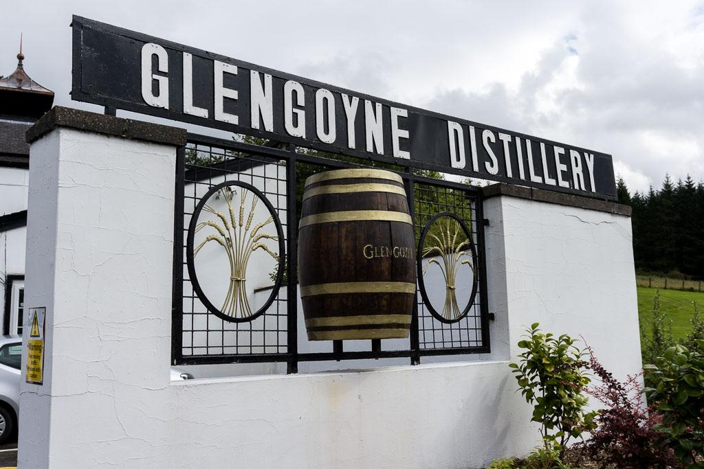 West Highland Way, The Two Drifters, www.thetwodrifters.net Glengoyne Distillery, Scotland