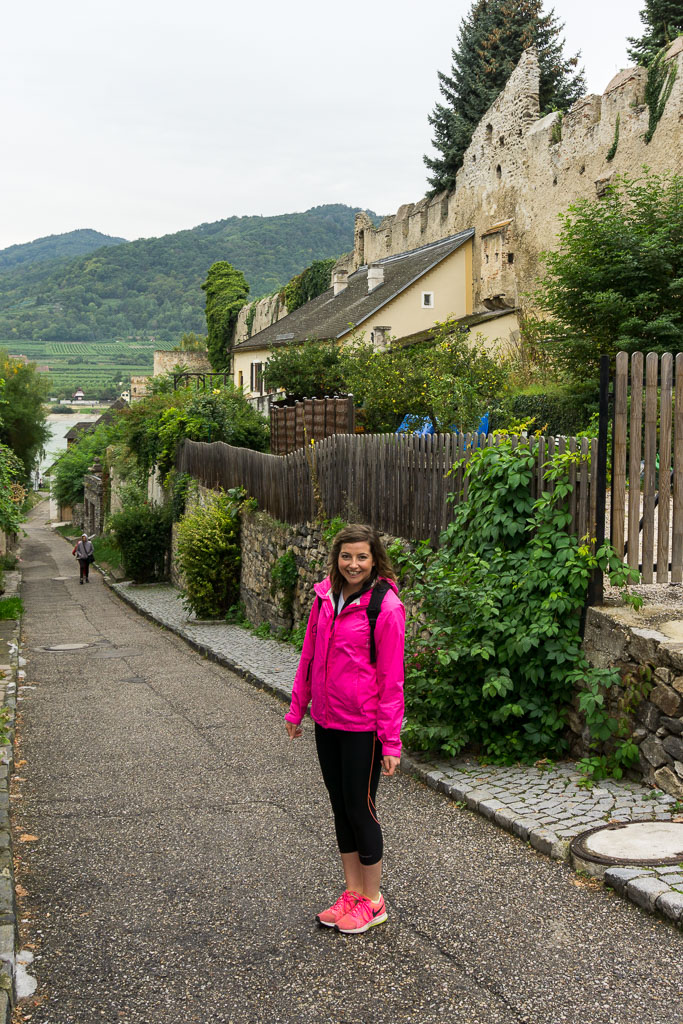 Eilis, Bike and Wine Tour Wachau Valley, The Two Drifters, www.thetwodrifters.net