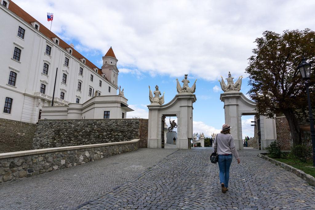 Exploring Bratislava, Bratislava, The Two Drifters, www.thetwodrifters.net