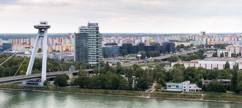 Communism architecture, Bratislava, The Two Drifters, www.thetwodrifters.net