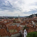 The rooftops of Prague, The Two Drifters, www.thetwodrifters.net