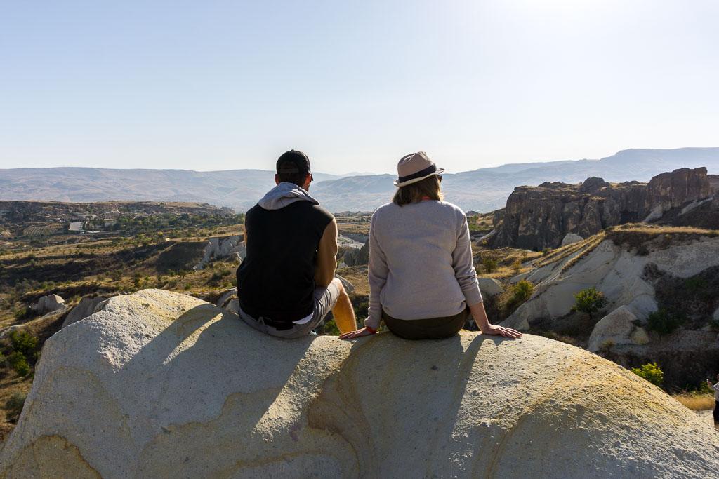 Admiring Cappadocia, The Two Drifters, www.thetwodrifters.net