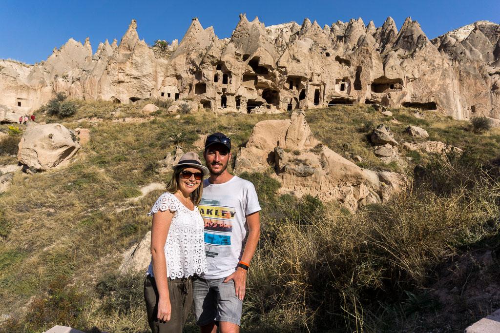 Zelve Open Air Museum, Cappadocia, The Two Drifters, www.thetwodrifters.net