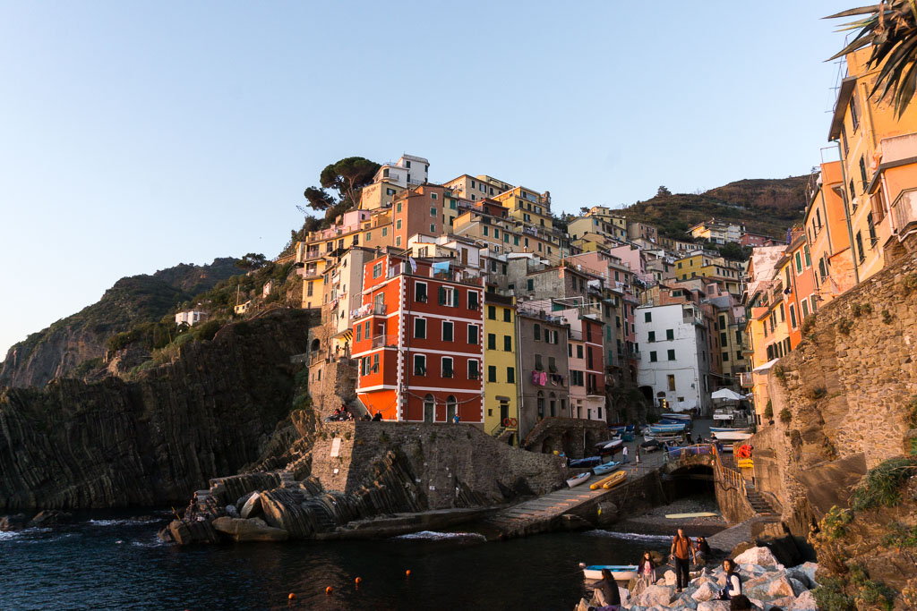 Riomaggiore, Cinque Terre, The Two Drifters, www.thetwodrifters.net