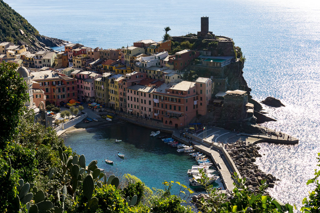 Vernazza, Cinque Terre, The Two Drifters, www.thetwodrifters.net