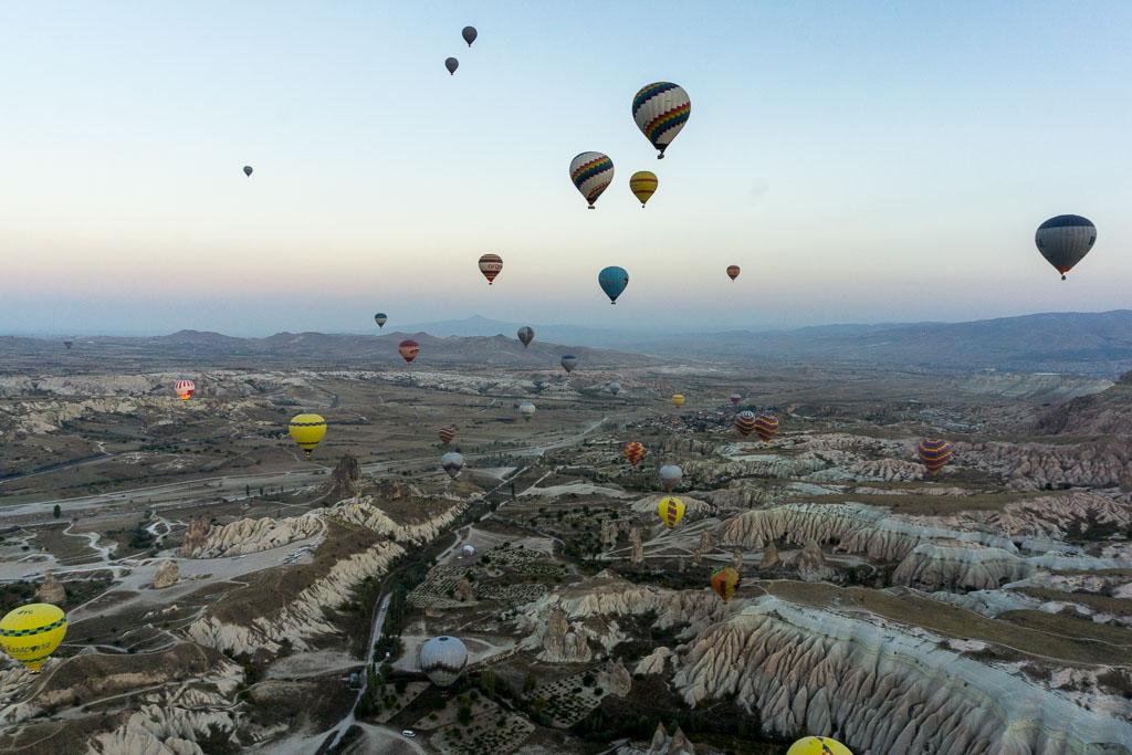 2, Hot Air Balloon Ride, Cappadocia, The Two Drifters, www.thetwodrifters.net