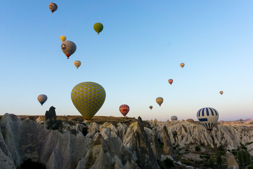 Balloons 5, Hot Air Balloon Ride, Cappadocia, The Two Drifters, www.thetwodrifters.net