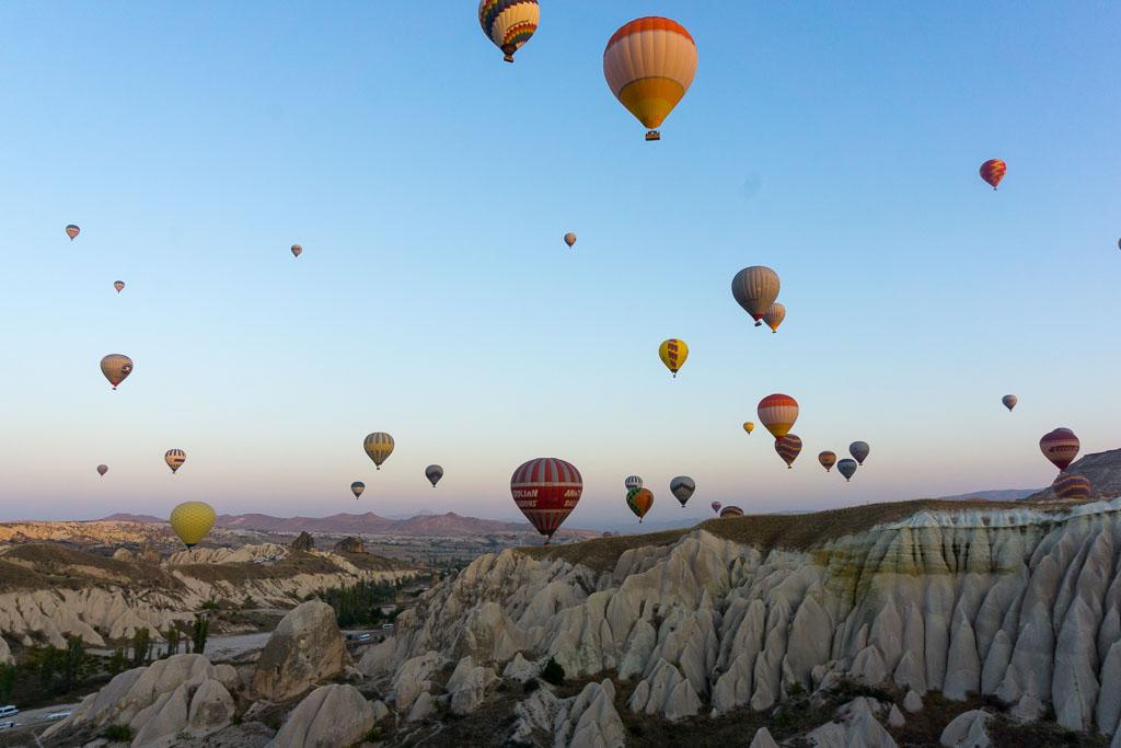 Balloons 6, Balloons 3, Hot Air Balloon Ride, Cappadocia, The Two Drifters, www.thetwodrifters.net