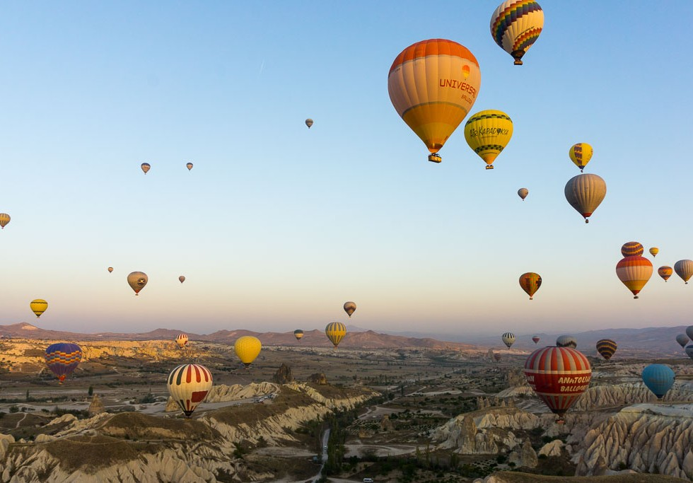 Balloons 8, Hot Air Balloon Ride, Cappadocia, The Two Drifters, www.thetwodrifters.net