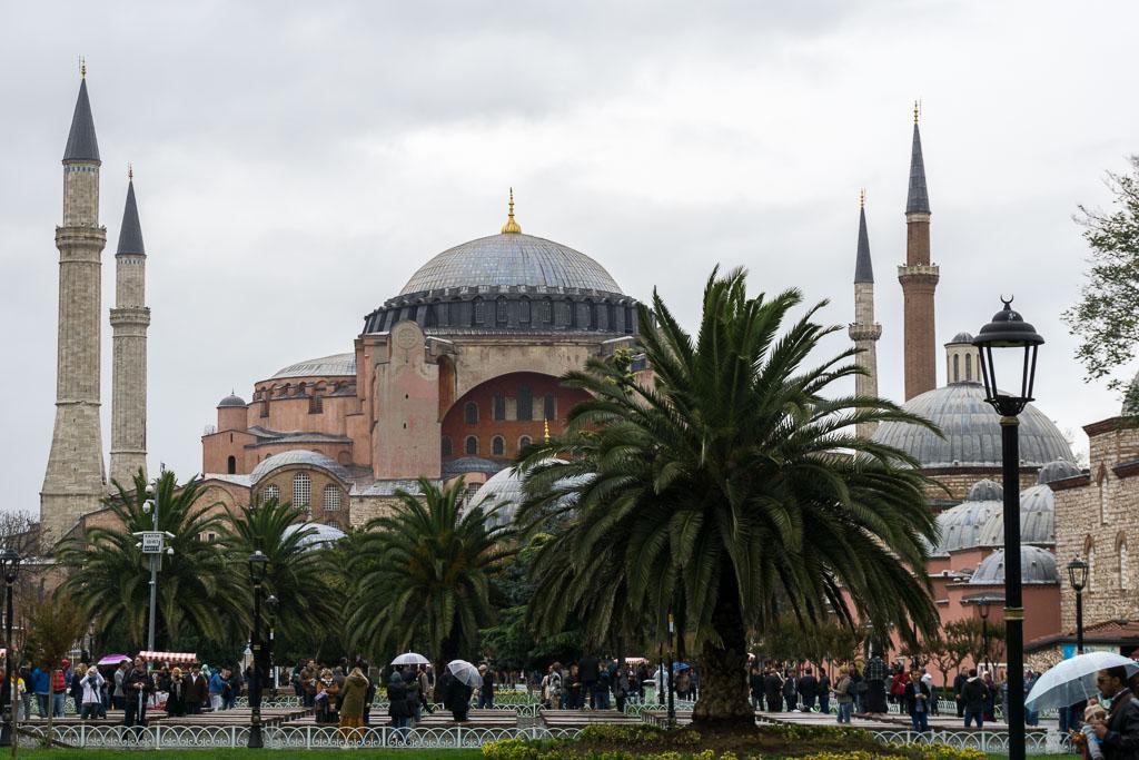 Hagia Sophia, Istanbul, The Two Drifters, www,.thetwodrifters.net