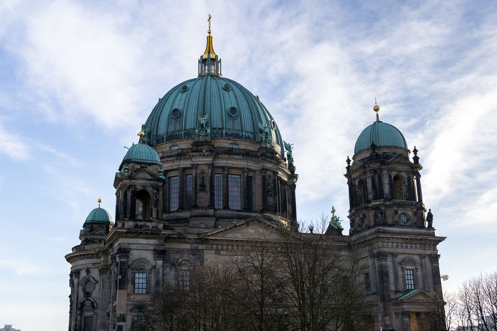Berlin Cathedral, Berlin, The Two Drifters, www.thetwodrifters.net