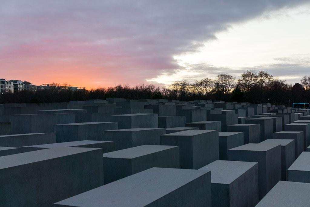 The Holocaust memorial.  Berlin, The Two Drifters, www.thetwodrifters.net