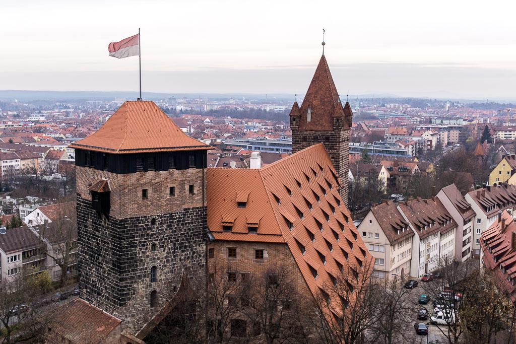 Nuremberg Castle, Nuremberg, The Two Drifters, www.thetwodrifters.net