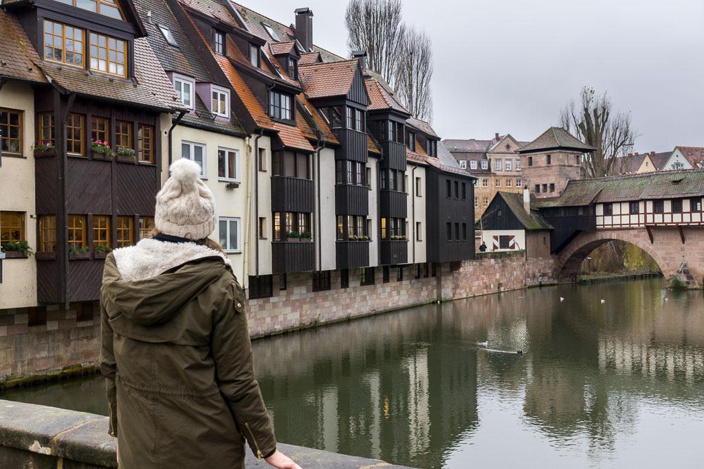 Canal, Nuremberg, The Two Drifters, www.thetwodrifters.net