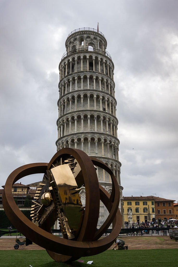 Leaning Tower, Pisa, The Two Drifters, www.thetwodrifters.net