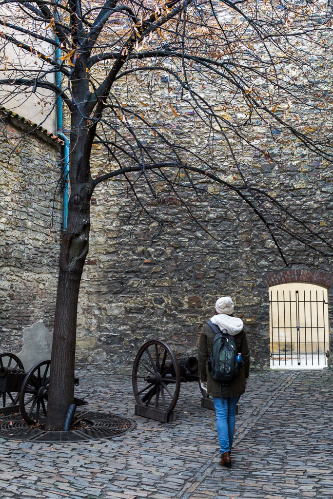 Eilis Golden Lane, Prague at  Christmas, The Two Drifters, www.thetwodrifters.net