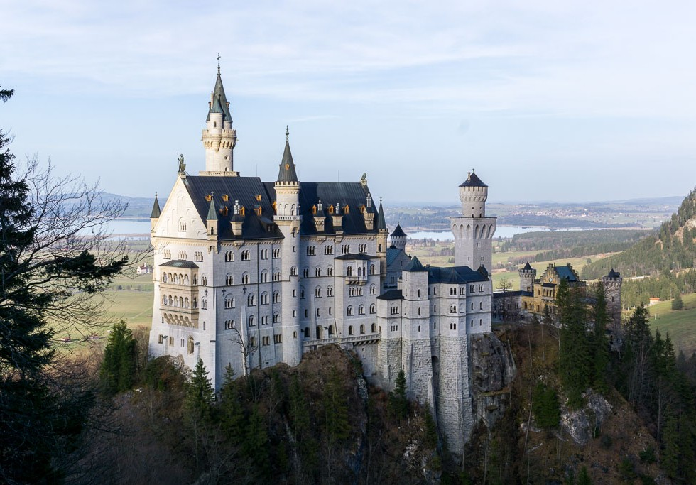 Neuschwanstein Castle, The Two Drifters, www.thetwodrifters.net