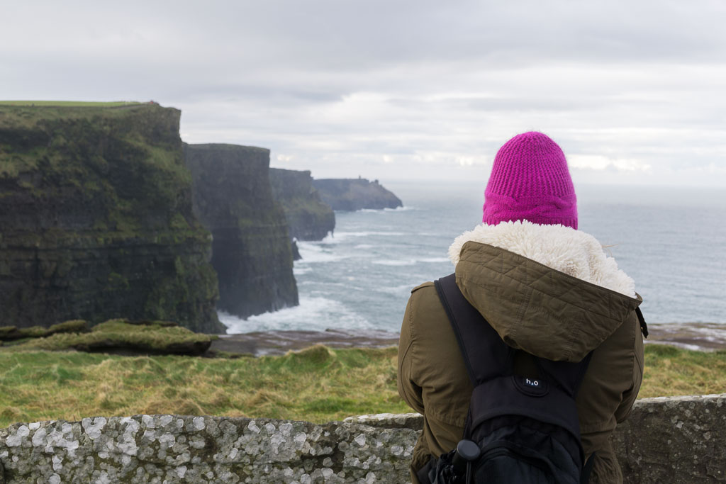 West Coast Of Ireland, The Two Drifters, Cliffs of Moher, Eilis