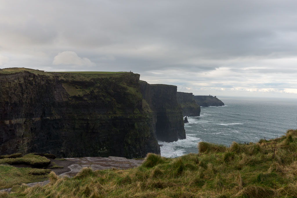 West Coast Of Ireland, The Two Drifters, Cliffs of Moher, Good Weather